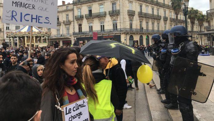 Grève : les écoles perturbées ce mardi à Montpellier (détail)