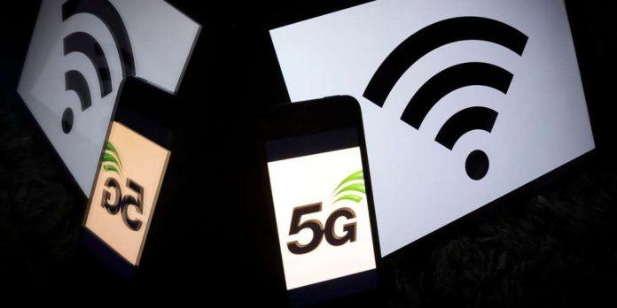 La 5G débutera en France fin novembre 2020 (détail)