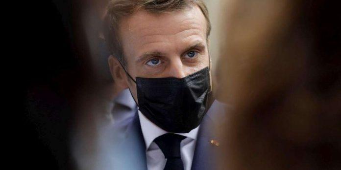 Macron s'est entretenu avec Joe Biden pour la première fois (détail)