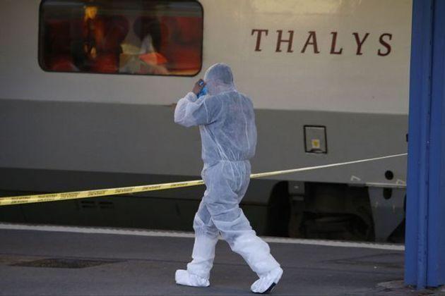 Le procès de l'attentat avorté du Thalys Amsterdam-Paris, en août 2015, s'ouvre (détail)