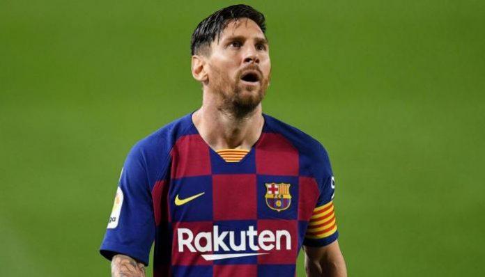 Lionel Messi en fin de contrat en 2021 : Manchester City compte faire une offre