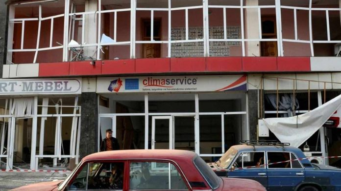 Nagorny Karabakh : l'Arménie appelle la Russie à l'aide (détail)