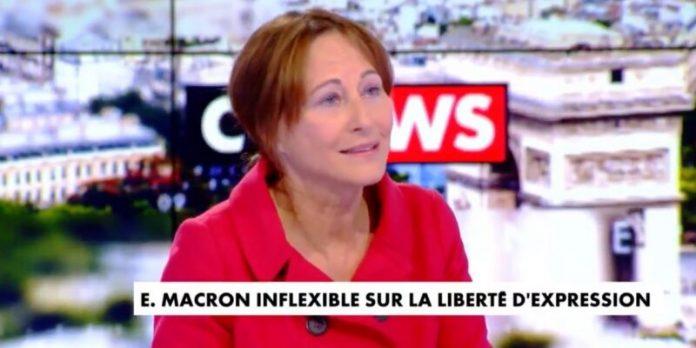 Ségolène Royal estime que «certaines caricatures de Mahomet sont insultantes» (VIDEO)