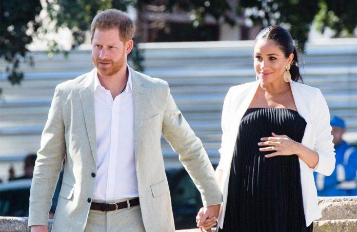 Un nouveau faux-pas pour Meghan Makle et le prince Harry ?