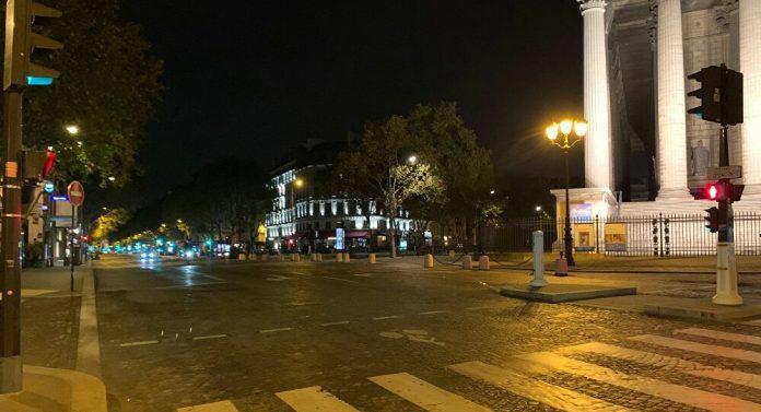 Une police municipale non armée patrouillera bientôt à Paris (détail)