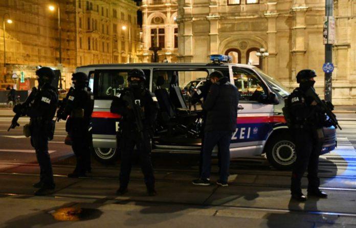 Vienne frappée par une attaque terroriste : plusieurs morts