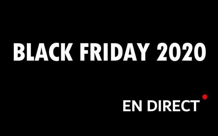 BLACK FRIDAY EN DIRECT : les meilleures promotions ce matin chez Boulanger, Darty, Amazon, Cdiscount
