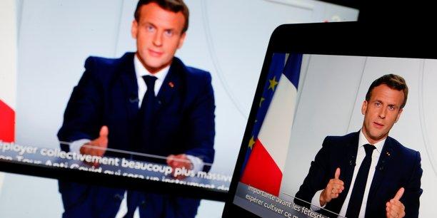 Reconfinement en france : Quand Emmanuel Macron va parler ?