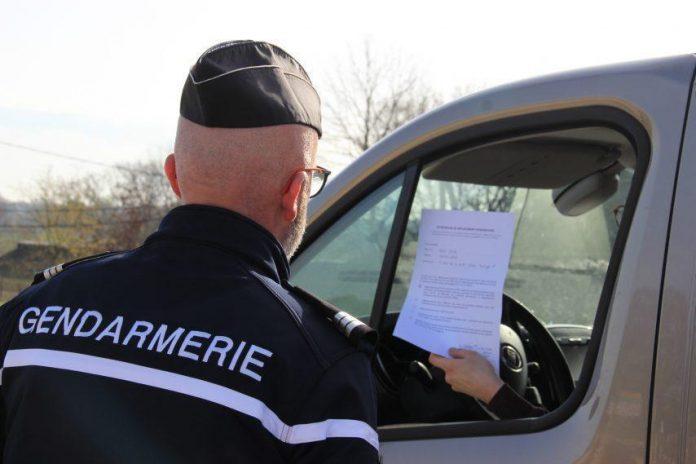 Coronavirus France : Jugé pour cinq contrôles sans attestation