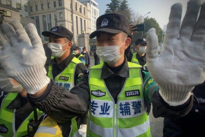 Coronavirus: une journaliste chinoise condamnée à 4 ans de prison après ses reportages à Wuhan
