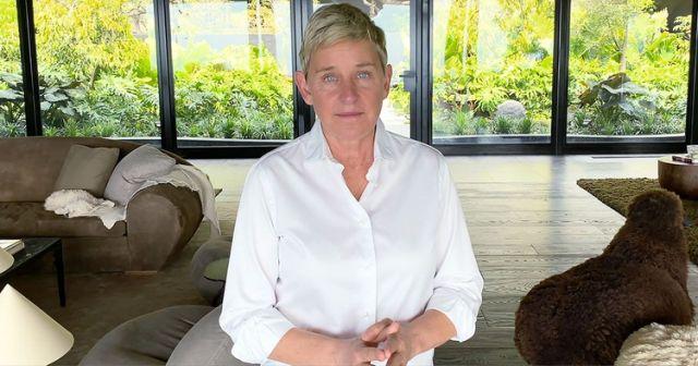 Ellen DeGeneres a testé positive au coronavirus (détail)