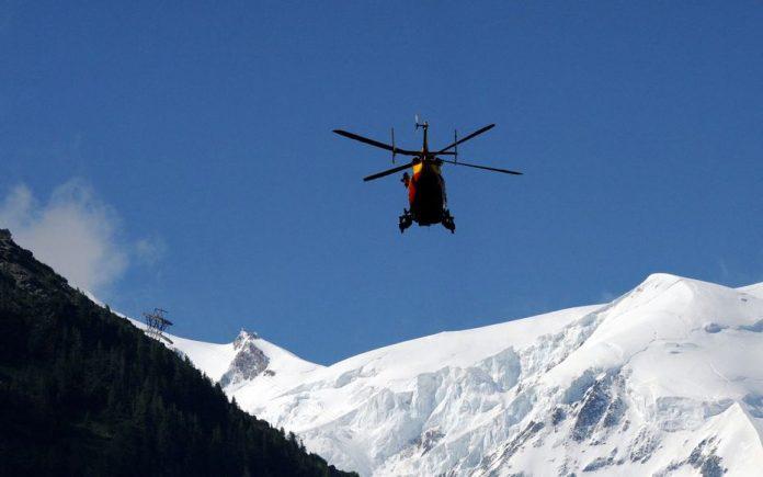 France : Cinq morts et un blessé dans le crash d'un hélicoptère en Savoie
