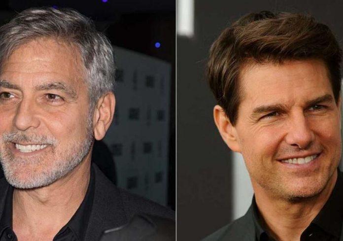 George Clooney défend Tom Cruise suite à son coup de gueule sur le tournage (détail)