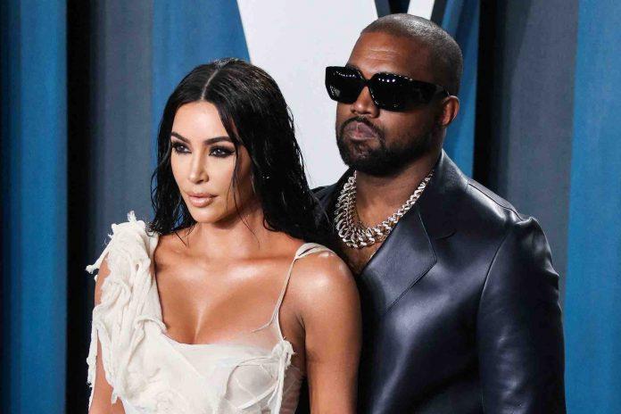 Kim Kardashian et Kanye West mènent