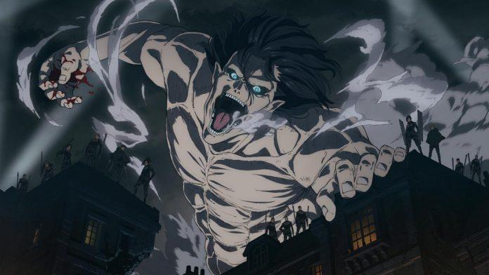 L'Attaque des Titans sur Wakanim : Le premier épisode de la saison finale