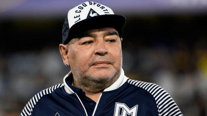 Le corps de Maradona doit être conservé pour des tests de paternité (détail)