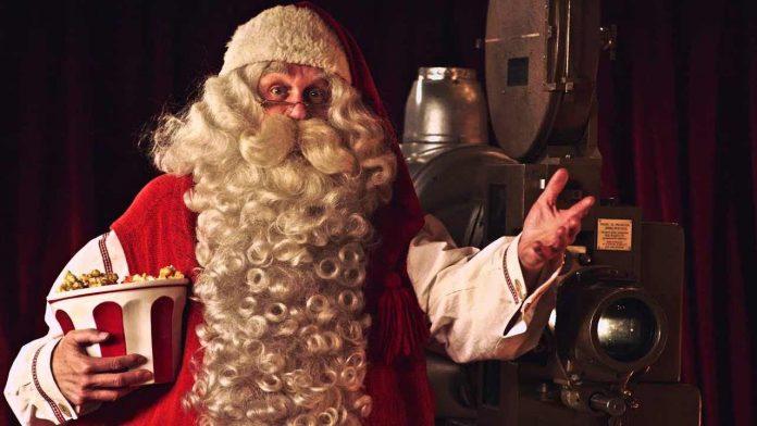 Le père Noël apporte le Covid-19 dans une maison de retraite