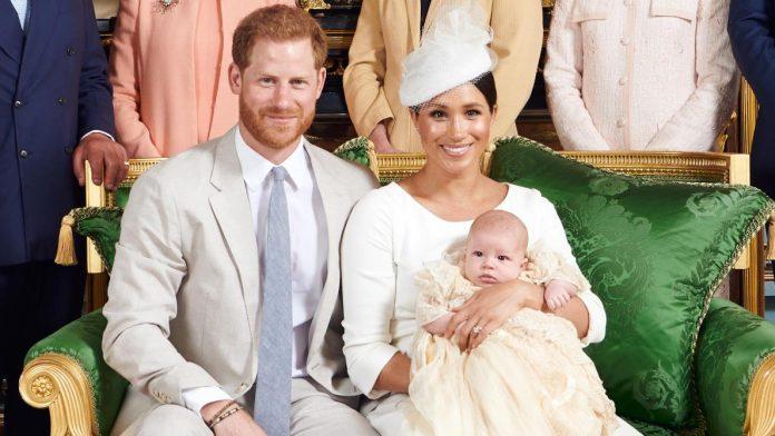 Le prince Harry inquiet pour l'avenir d'Archie (détail)