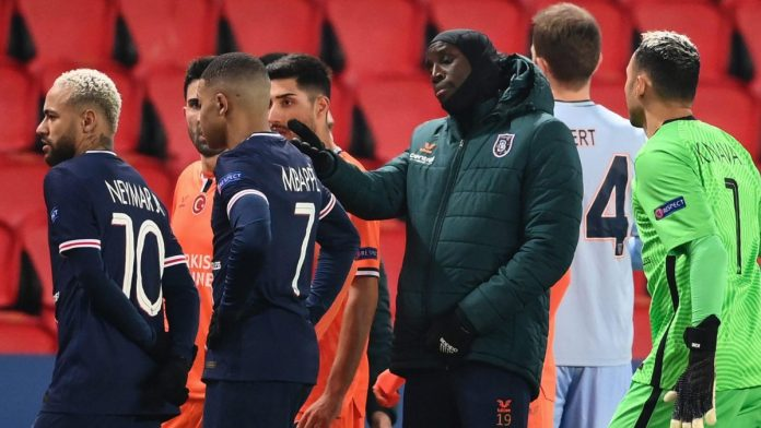 Ligue des Champions (J6) PSG - Basaksehir : les propos racistes en vidéo