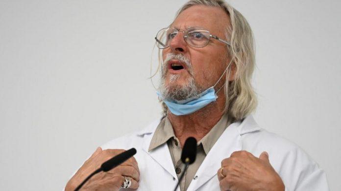 L'Ordre des Médecins porte plainte contre Didier Raoult (détail)