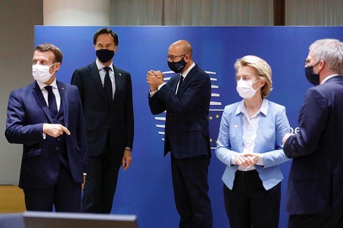 L'Union européenne sauve son plan de relance et trouve un accord sur le climat (détail)