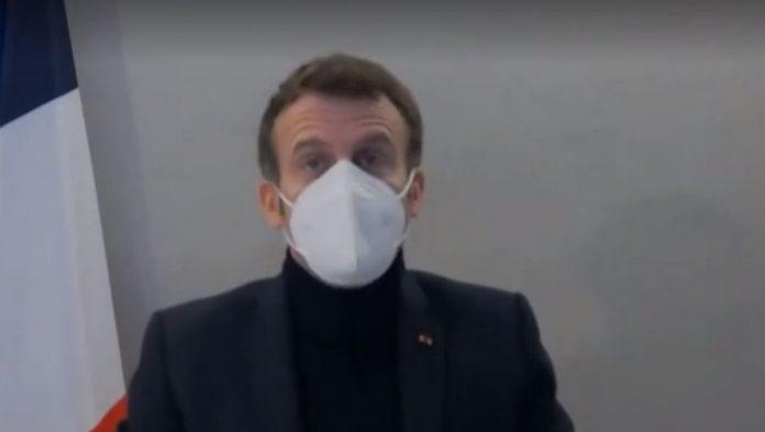 Macron positif au COVID-19 : Voici la première image du Président de la République après l'annonce de sa contamination au Covid-19