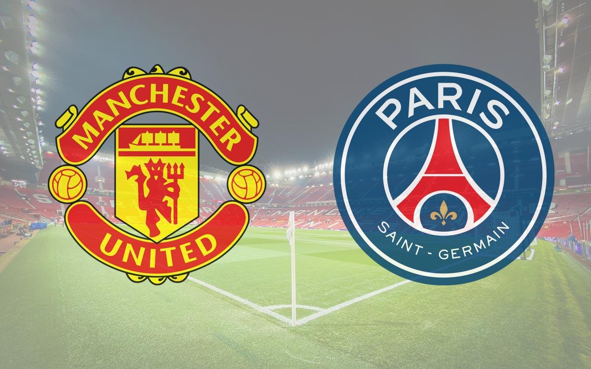 Manchester United Vs PSG en direct : sur quelle chaîne voir le match ? -  Femmes News