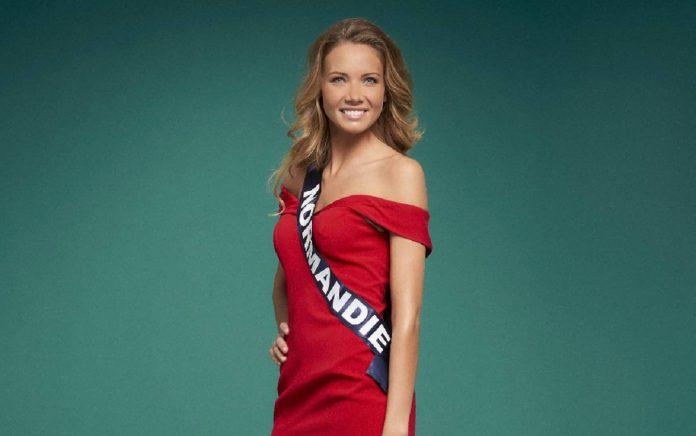 Miss France 2021 en direct : qui est Amandine Petit, la candidate qui représente la Normandie ?