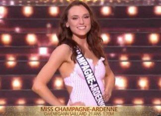 Miss France 2021 : Gwenegann Saillard, Miss Champagne-Ardenne dénonce du favoritisme