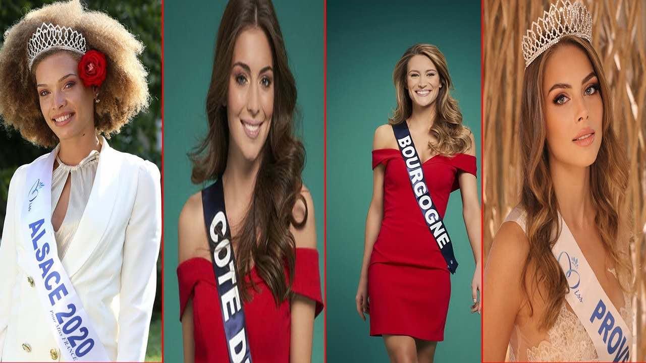 Miss France 2021 - suivez l'élection en direct : Les 29 ...