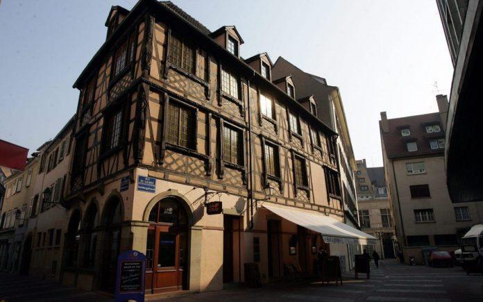 Nouveau tremblement de terre près de Strasbourg provoqué par l'activité humaine (détail)