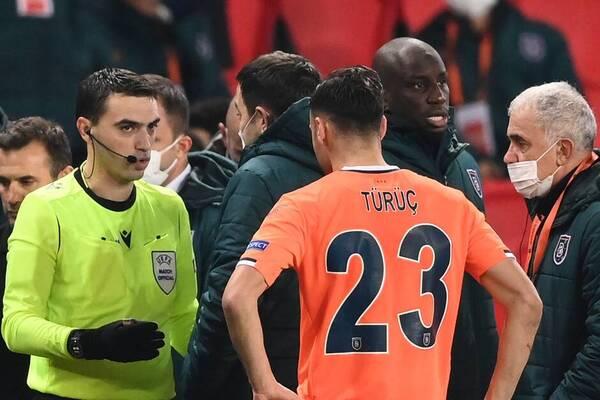 PSG - Basaksehir : Un arbitre accusé de racisme pendant le match (détail)