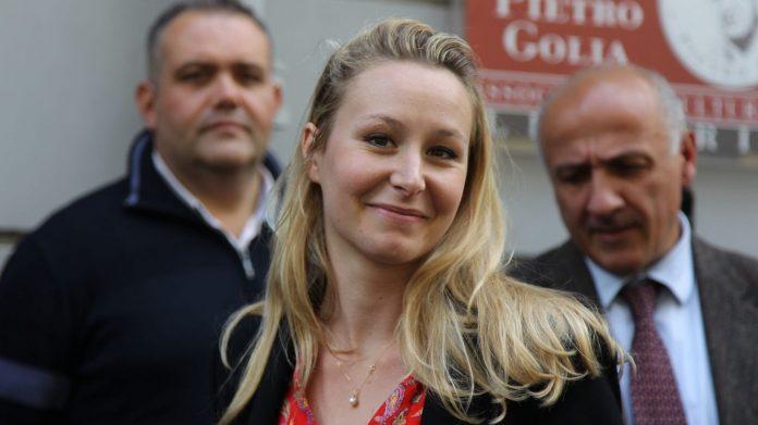 Un proche conseiller d'Emmanuel Macron a rencontré secrètement Marion Maréchal