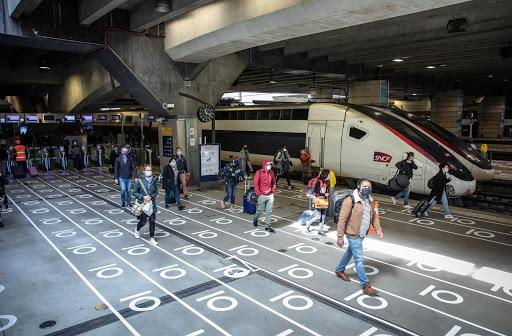 Vacances de Noël : 3 millions de billets SNCF ont été vendus (détail)