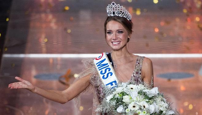 Amandine Petit : Le premier coup de gueule d'Amandine Petit, Miss France 2021