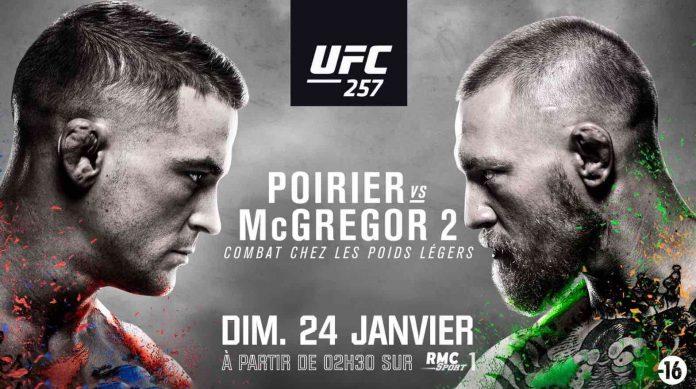 Conor McGregor vs Dustin Poirier en direct : à quelle heure et sur quelle chaîne regarder le combat UFC 257