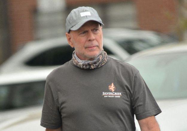 COVID-19 : Bruce Willis viré d'une pharmacie pour refus du port du masque