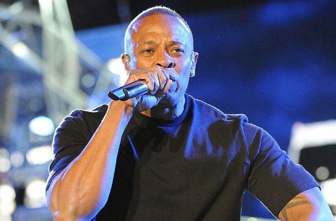 Dr. Dre hospitalisé après une rupture d'anévrisme (détail)
