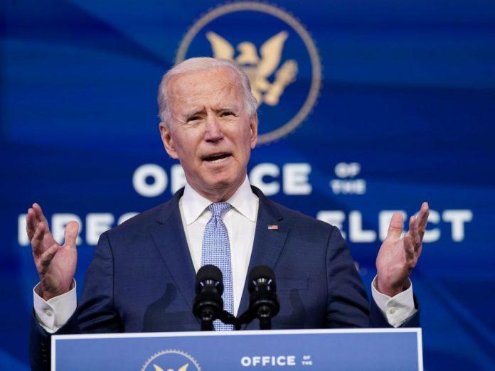 Etats-Unis : le Congrès certifie l'élection de Joe Biden à la présidentielle (détail)