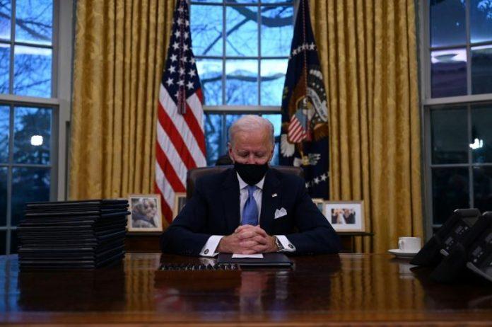 États-Unis : Les premiers décrets de Joe Biden pour effacer Donald Trump
