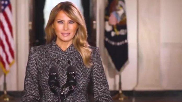 États-Unis : Melania Trump fait ses adieux à la Maison-Blanche