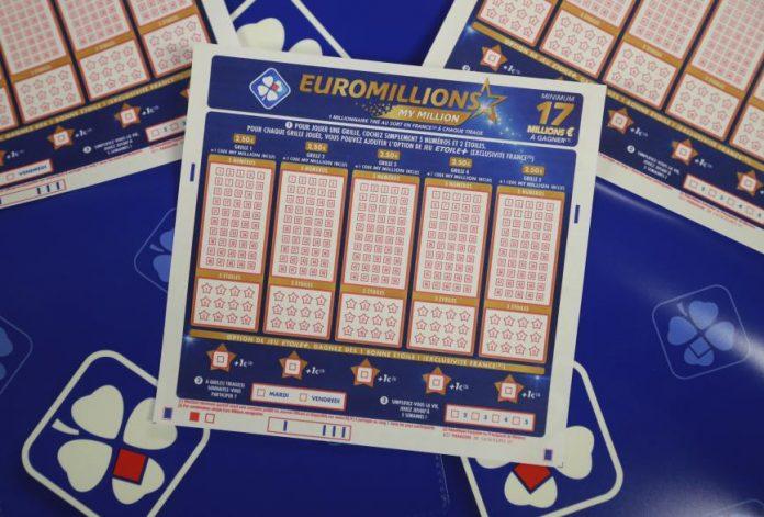 FDJ - Euromillions : les résultats du tirage du mardi 5 janvier 2021