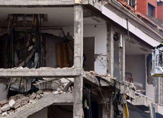 """Forte explosion dans un immeuble du centre de Madrid : """"trois morts et un disparu"""" (VIDEO)"""
