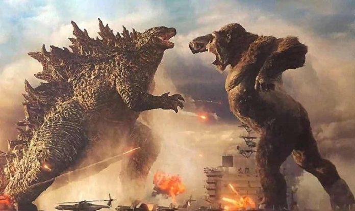 Godzilla vs Kong : Le Choc des Titans version 2021 (VIDEO)