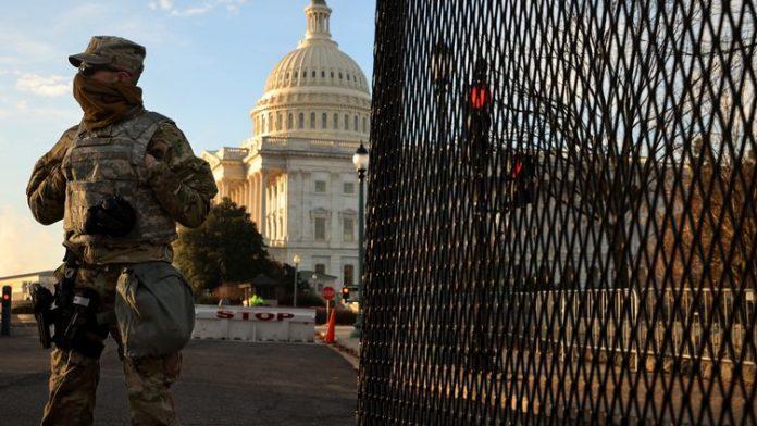 Inauguration de Joe Biden : Près de 15 000 soldats seront déployés à Washington