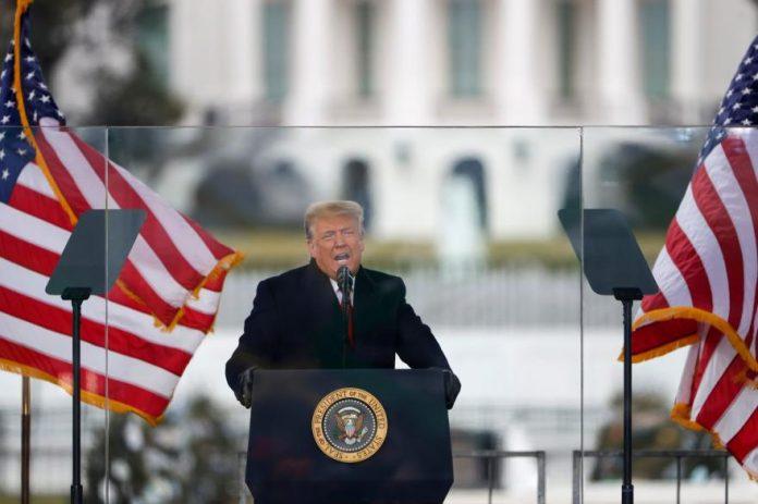 Incidents au Capitole : Trump à nouveau menacé de destitution