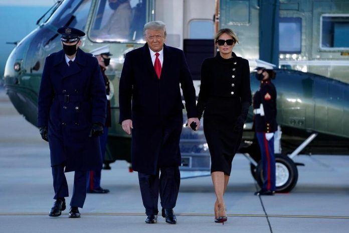 Investiture de Biden en direct : Trump a quitté la Maison-Blanche sans accueillir son successeur