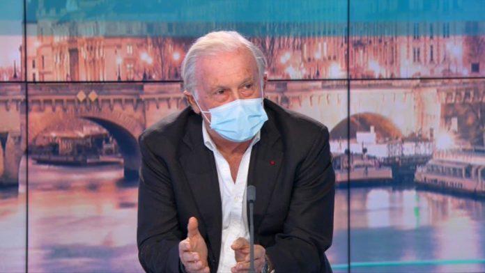 Jean-François Delfraissy juge qu'