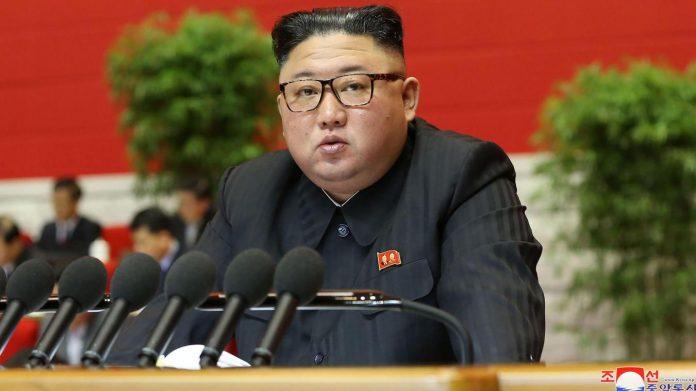 Kim Jong Un qualifie les Etats-Unis de « plus grand ennemi » du pays (détail)