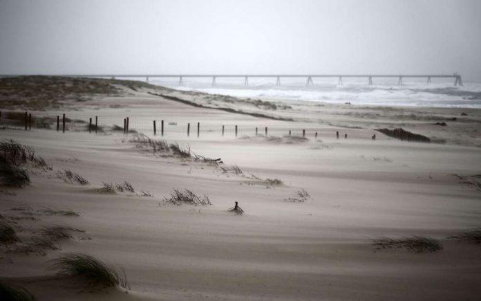 La tempête Hortense arrive sur le Sud-Ouest, quatre départements en vigilance orange